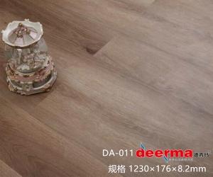 DA-011规格 1230×176×8.2mm